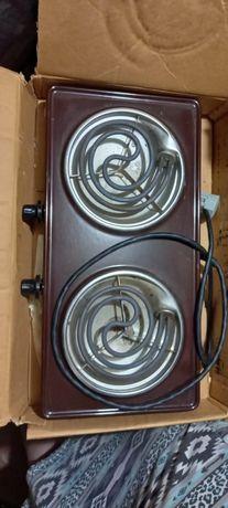 Плита электрическая новая