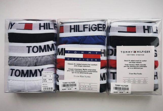 Set boxeri Tommy Hilfiger + masca cadou
