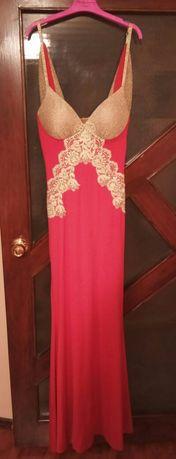 Vând rochie eleganta de gală,fabricata în România