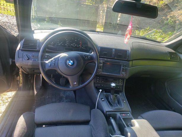 BMW 320d 150 cp 2002