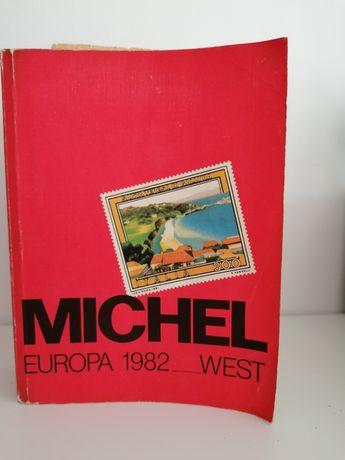 Catalog timbre Michel 1982 West