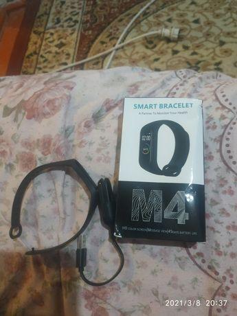 Смарт браслет М4 для гипертоников