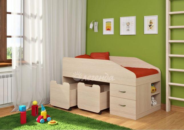 №8 Детская кровать Легенда