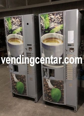 Кафе автомат Некта Астро блинд, Вендинг автомат Астро П, гаранция