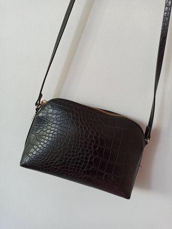 Малка черна чанта H&M