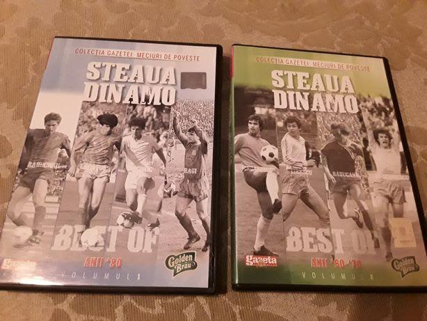 Dvd Steaua-Dinamo -Best Of