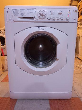Аристон Hotpoint 5 кг стиральная машина