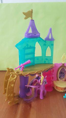 Замъкът на понитата, My little pony/Моето малко пони