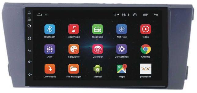 Navigatie Android Audi A6 C5 S6 RS6 -de 7 inch sau de 9 inch