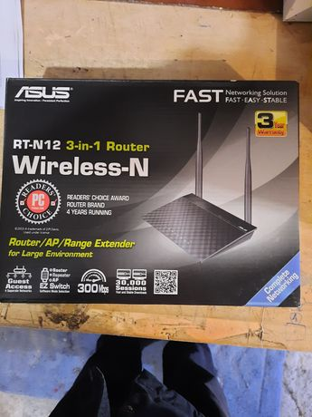 Router ASUS 300 Mbps