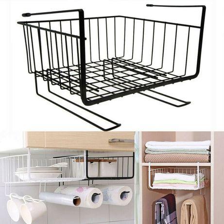 Практичен кухненски органайзер за шкаф или рафт