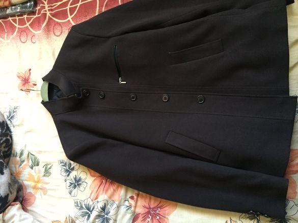 Кашмирено палто