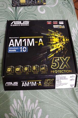 Placa de baza AM1M-A + Procesor AMD Sempron 2600