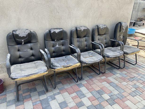 Прожам кресла и стулья