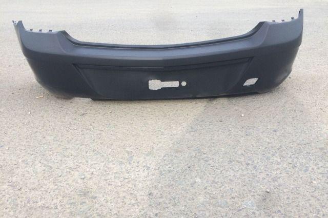 Бампер задний на Chevrolet Cobalt 13- Кобальт Кобалт 13- Равон Р4