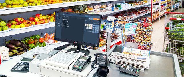 Автоматизация Продуктового магазина на 1С