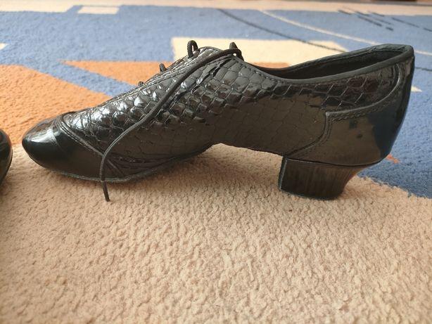Туфли бальные для мальчиков Латина