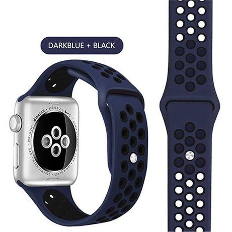 Силиконова каишка Sport за Apple Watch 42, Apple Watch 44mm