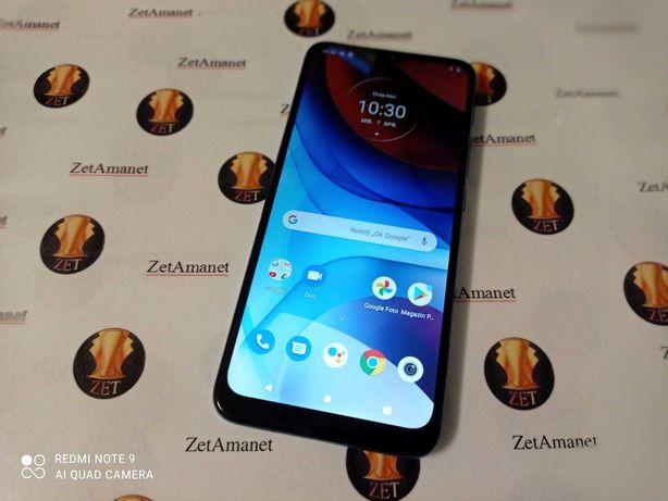 ZetAmanet vinde Motorola E7 Power, Garantie, Neverlock.