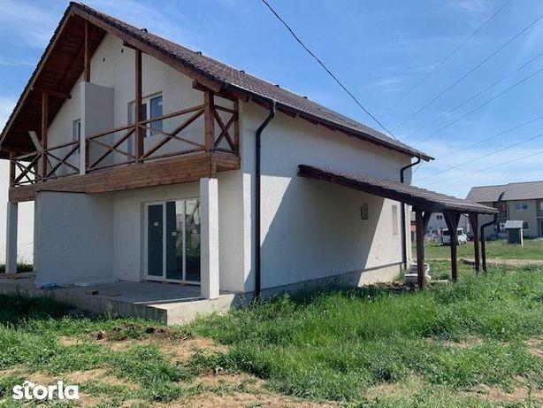 A/1198 De vânzare casă singur în curte în Mureș - Sânraiu de Mureș