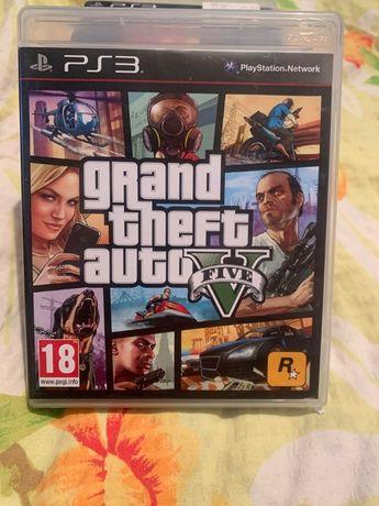 GTA V - GTA 5 - Grand Theft Auto V PS3 Playstation 3 PS 3