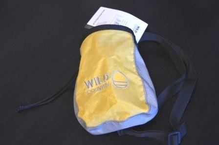 Vand sac magneziu Wild Country pentru catarare alpinism nou