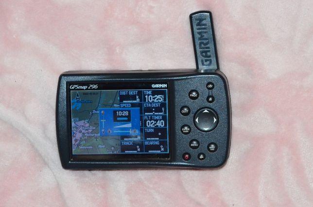 Навигатор Garmin GPSMAP 296 авиационный Гармин 296