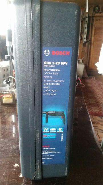 Rotopercutor Bosch profesional GBH 2 28 DFV box