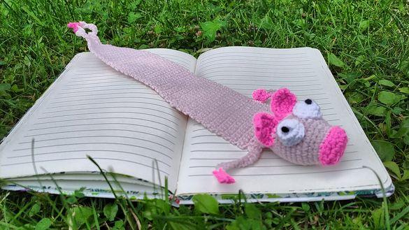 Плетени книгоразделители