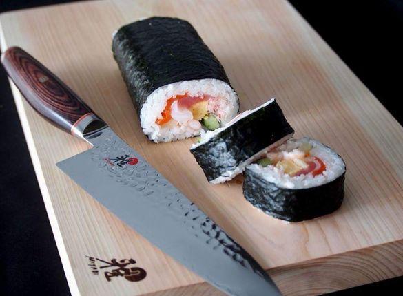 Японски Нож Miyabi, включена доставка, Seki Japan
