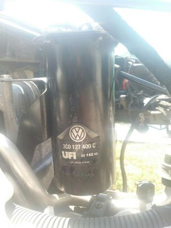 Carcasa filtru passat b6/ skoda / golf 5