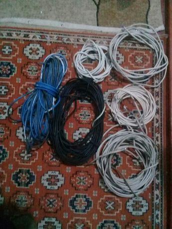Продам кабель для спутниковой тарелки  антенн