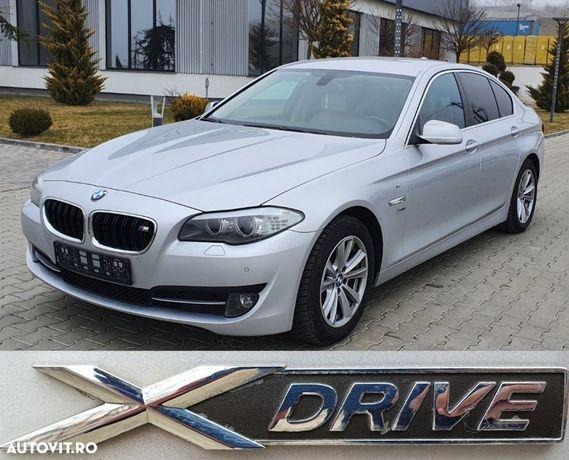 BMW Seria 5 525 Xdrive 20 BiTurbo 218cp Automat Piele Clima NaviMare Cam Xenon Led