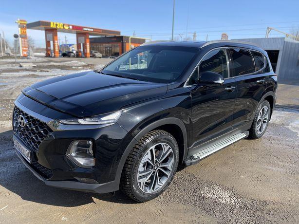 Hyundai Santa Fe, 2019 г/в