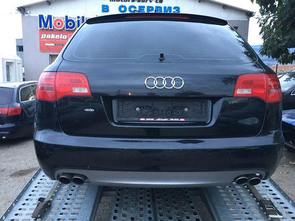 Audi S6 5.2 V10 435кс На Части Carbon ауди с6 гр. Пловдив - image 9