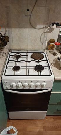 Продам плиту газ+електро