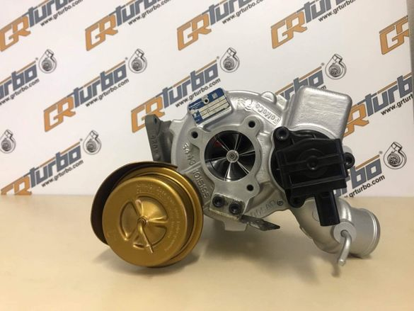 Borg warner KP39 хибридно турбо 210-270кс hybrid turbо billet wheel