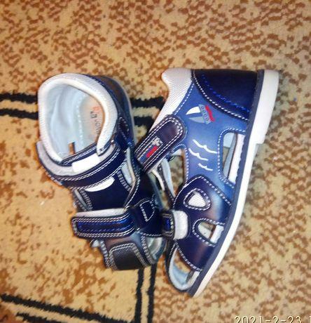 Обувь на мальчика размер 23