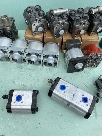 Pompa hidraulica tractor fend landini deutz new holland case