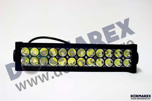 Proiector LED BAR off road 72W 7.200 lm - Proiectoare LED auto