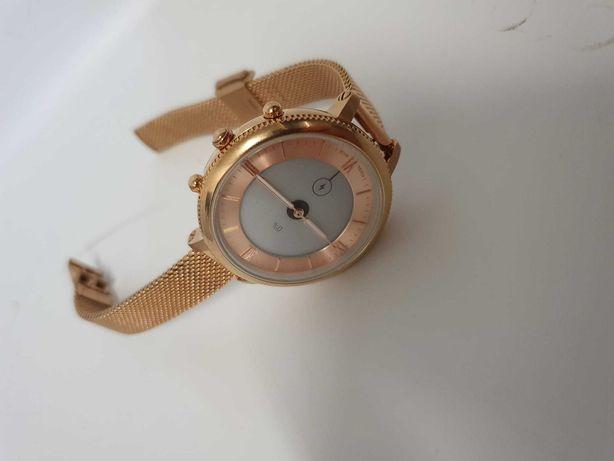 Ceas Smartwatch FOSSIL FTW7039 Hybrid  Rose Gold Steel Bmg Amanet