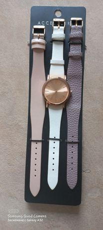 Дамски часовник с три каишки