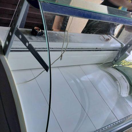 Изготовление витрин из стекла