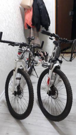Срочно продается два велоципеда скоростнве