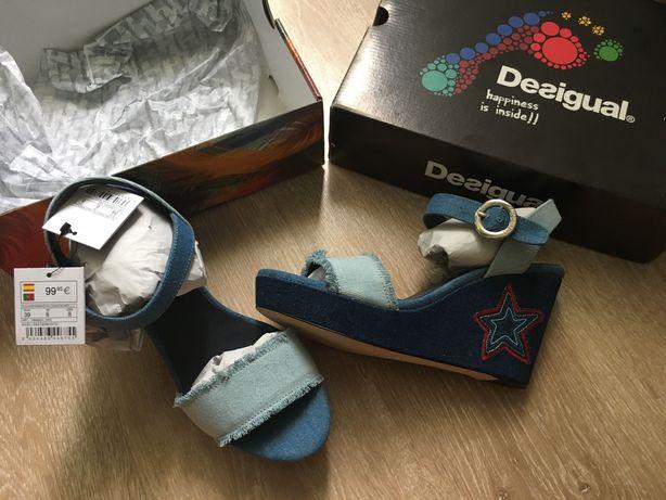 Sandale Desigual originale