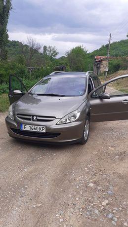 Peugeot 307 sw/2000/136кс