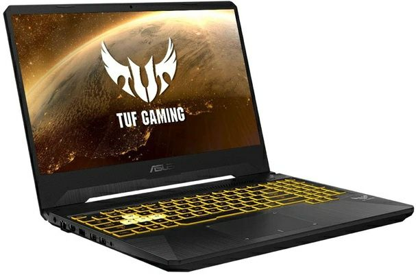 Asus TUF Gaming FX505DT Игровой ноутбук
