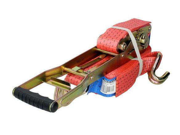 Укрепващ колан 5,0т/8,0м (0,5 + 7,5) 50 мм с голяма тресчотка и други