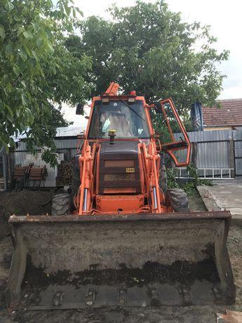 Buldoexcavator Case KT 580