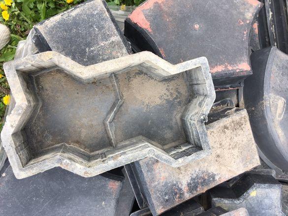 Калъпи за бетонови изделия